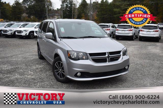 2019 Dodge Grand Caravan GT(CAPTAIN CHAIRS!) Minivan Slide 0