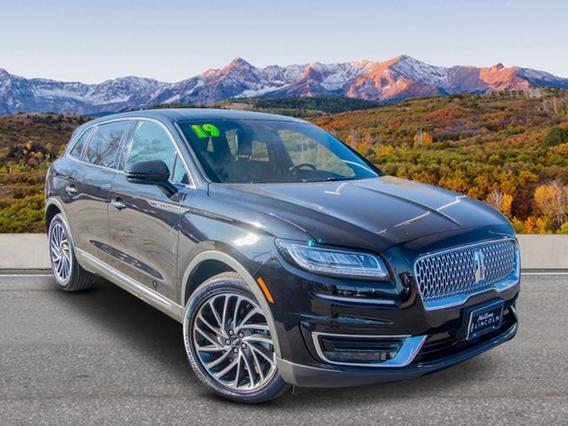 2019 Lincoln Nautilus RESERVE SUV Slide 0