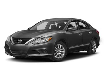 Gun Metallic 2017 Nissan Altima 2.5 SV 4dr Car Neptune NJ