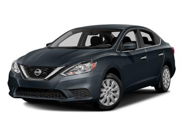 Graphite Blue 2017 Nissan Sentra SV 4dr Car Neptune NJ