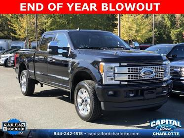 2019 Ford F-250SD PLATINUM 4D Crew Cab Slide