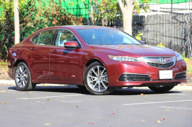 2016 Acura TLX V6 TECH Sedan Slide