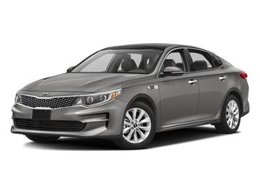 2016 Kia Optima LX 4dr Car Slide