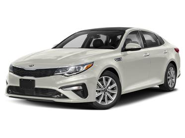 Snow White Pearl 2020 Kia Optima EX 4dr Car Neptune NJ