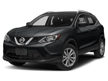 Magnetic Black Pearl 2019 Nissan Rogue Sport SV SUV Neptune NJ