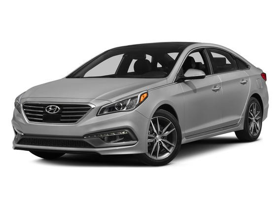 2015 Hyundai Sonata LIMITED 4dr Car Slide 0