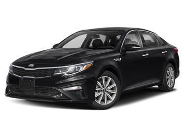 Ebony Black 2020 Kia Optima EX 4dr Car Neptune NJ
