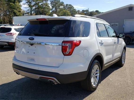 2017 Ford Explorer XLT 4D Sport Utility Hillsborough NC
