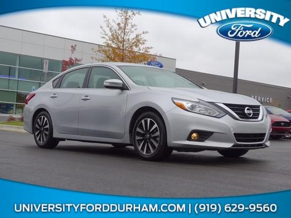 2018 Nissan Altima 2.5 SL 4dr Car Slide 0