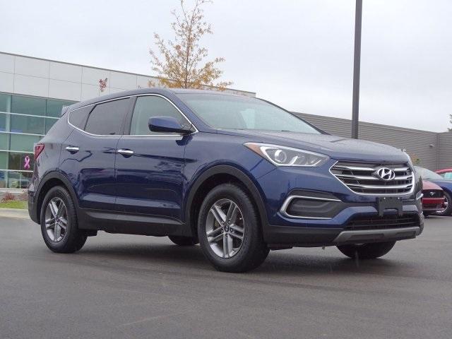 2018 Hyundai Santa Fe Sport 2.4 BASE SUV Slide