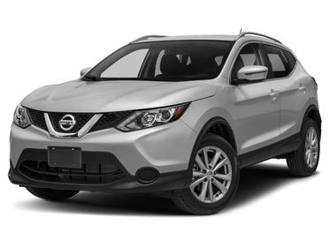 Brilliant Silver Metallic 2019 Nissan Rogue Sport SV SUV Neptune NJ