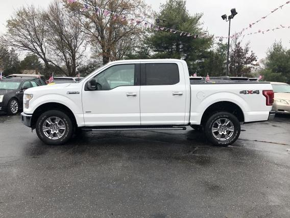 2016 Ford F-150 XLT Crew Pickup Huntington NY