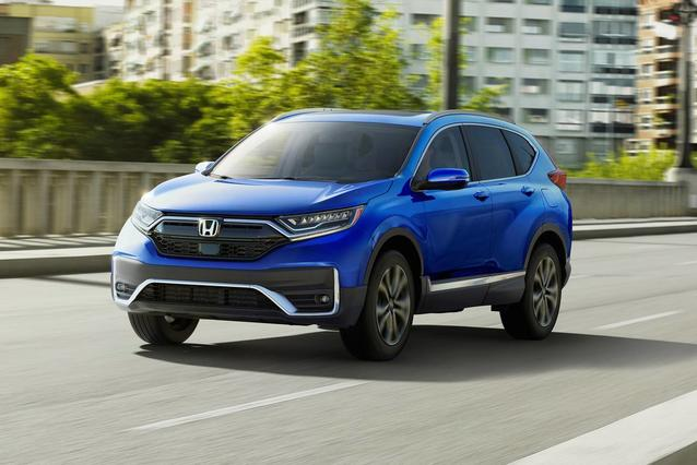 2020 Honda Cr-V TOURING SUV Huntington NY