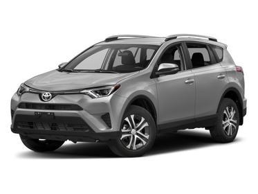2017 Toyota RAV4 LE Sport Utility Slide