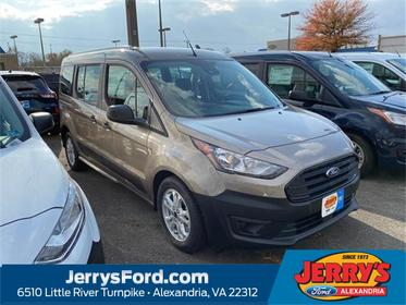 Silver 2020 Ford Transit Connect XL Van  VA