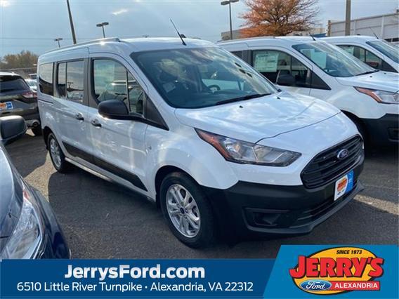 2020 Ford Transit Connect XL Van Slide 0