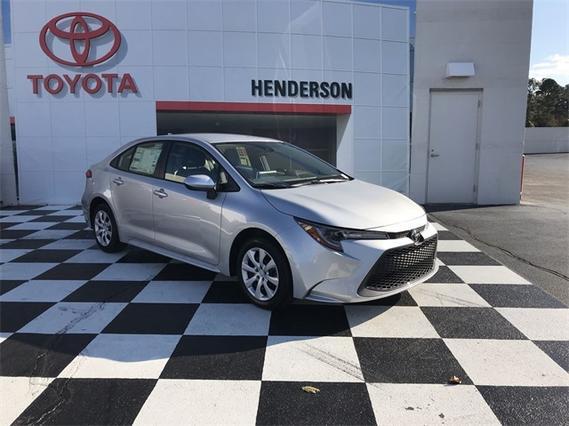 2020 Toyota Corolla LE Slide 0