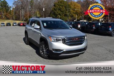 2019 GMC Acadia SLT(CAPTAIN SEATS!) SUV Slide