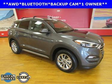 Gray 2017 Hyundai Tucson SE SUV Manassas VA