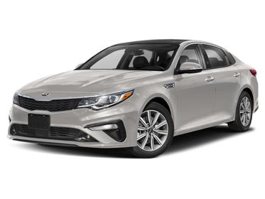 Sparkling Silver 2020 Kia Optima EX 4dr Car Neptune NJ