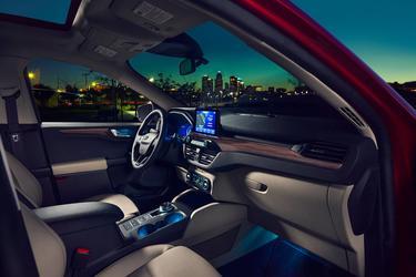 2020 Ford Escape TITANIUM HYBRID SUV Durham NC