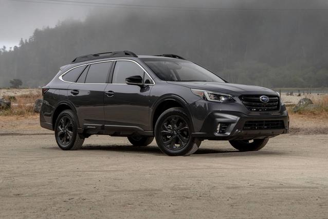 2020 Subaru Outback TOURING XT SUV Slide 0