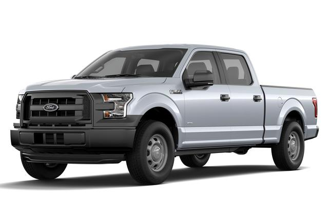 2017 Ford F-150 XLT Crew Cab Pickup Slide 0