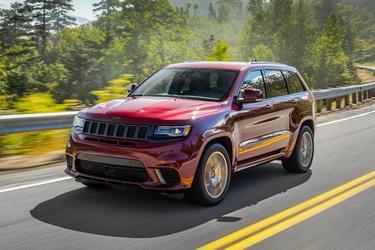 2019 Jeep Grand Cherokee LAREDO E SUV Slide