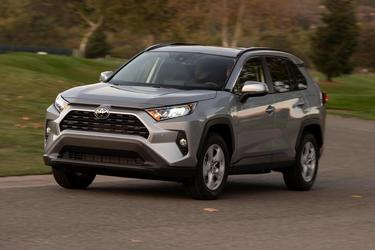2020 Toyota RAV4 LIMITED LIMITED AWD Sport Utility Slide