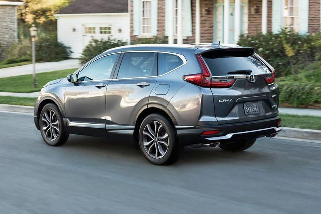2020 Honda Cr-V LX SUV Huntington NY