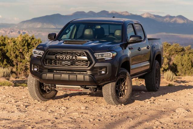 2020 Toyota Tacoma SR SR DOUBLE CAB 5' BED V6 AT Double Cab Slide 0