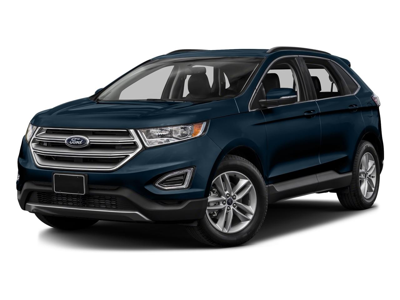 2017 Ford Edge SEL SUV Slide 0