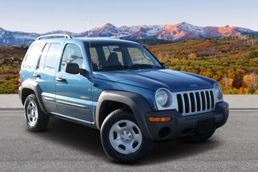 2004 Jeep Liberty SPORT SUV Slide