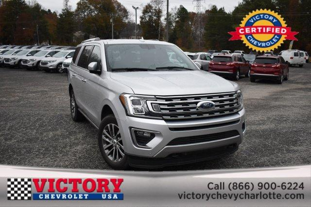 2018 Ford Expedition LIMITED SUV Slide 0