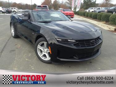2020 Chevrolet Camaro 1LT Convertible Slide