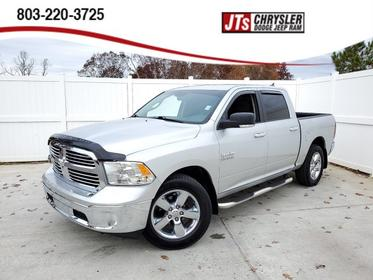 2016 Ram 1500 BIG HORN Crew Cab Pickup Slide
