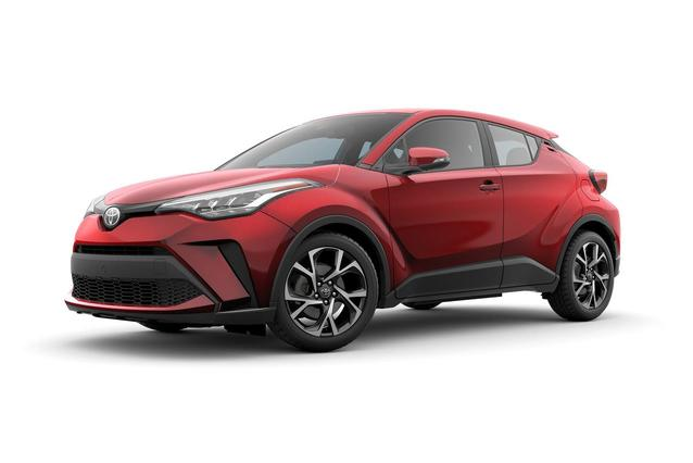 2020 Toyota C-HR LIMITED LIMITED FWD Sport Utility Slide 0