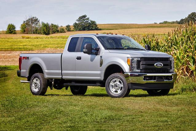 2020 Ford F-250SD LIMITED Crew Cab Pickup Slide 0