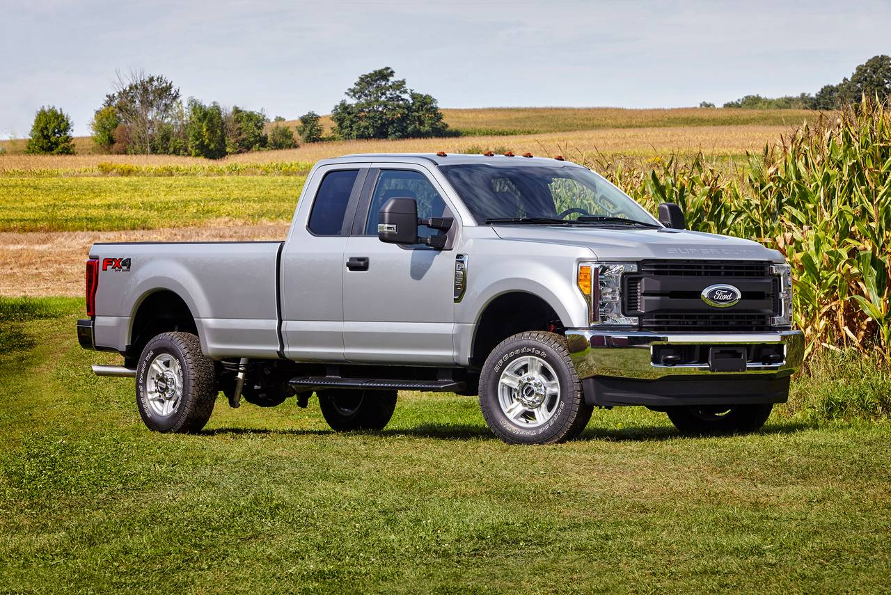 2020 Ford F-250SD LIMITED 4D Crew Cab Slide 0