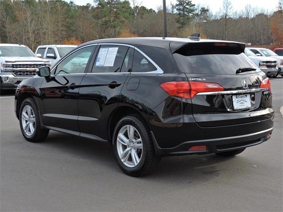 2015 Acura RDX TECHNOLOGY PACKAGE SUV Hillsborough NC