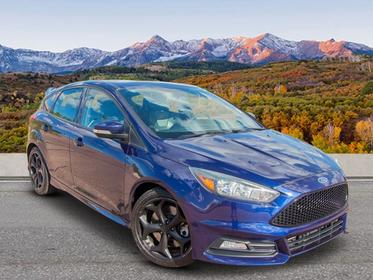 2017 Ford Focus ST Hatchback Slide