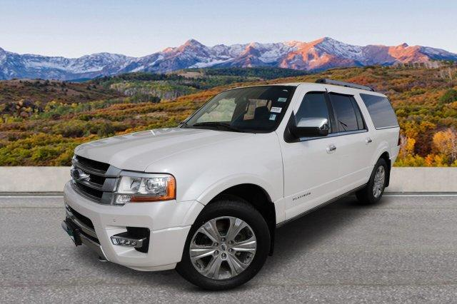 2016 Ford Expedition EL PLATINUM SUV Slide 0