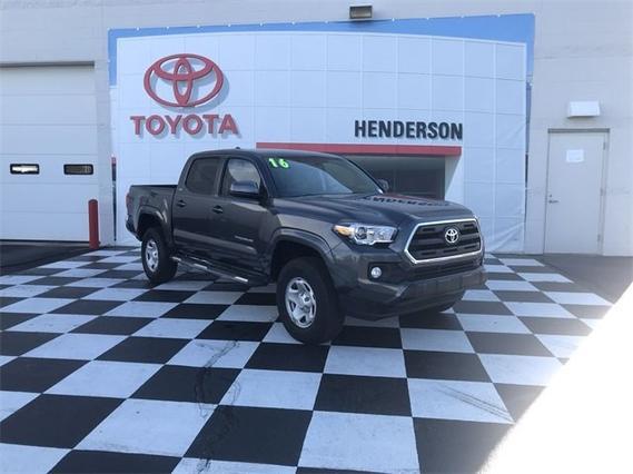 2016 Toyota Tacoma SR5 Slide 0