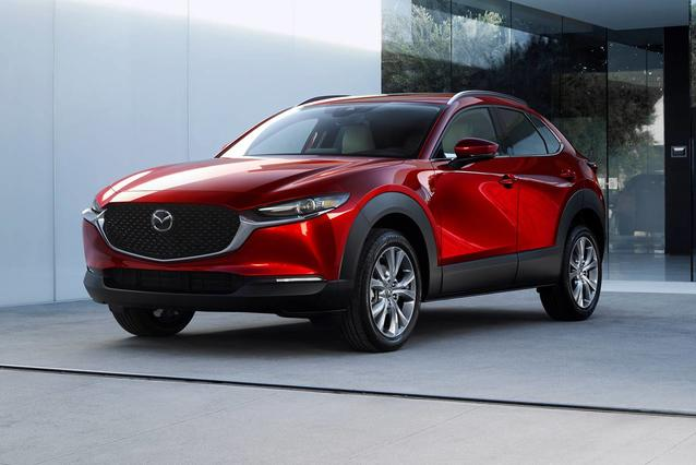 2020 Mazda MAZDA CX-30 SELECT PACKAGE SUV Slide 0