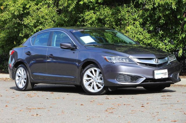 2018 Acura ILX 4DR SDN Sedan Slide