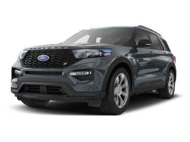 Iconic Silver Metallic 2020 Ford Explorer ST SUV Huntington NY