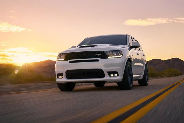 2020 Dodge Durango SXT PLUS SUV Slide 0