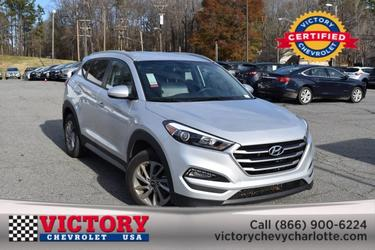 2018 Hyundai Tucson SEL(BRAND NEW LEATHER!)) SUV Slide