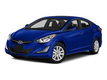 Lakeside Blue 2015 Hyundai Elantra SE 4dr Car Manassas VA