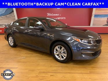 Platinum Graphite 2018 Kia Optima LX 4dr Car Manassas VA